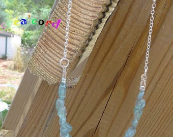 d apatite bead Choker necklace