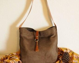 """Bag Collection """"Sô"""" - chocolate"""