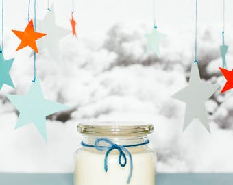 Betley | Medium Tahitian Vanilla | Natural Soy Candle | Handmade | Social Enterprise