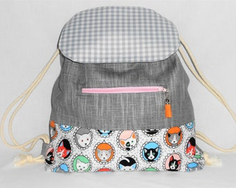 Backpack / kids backpack / bag / kids bag / snack bag / birthday