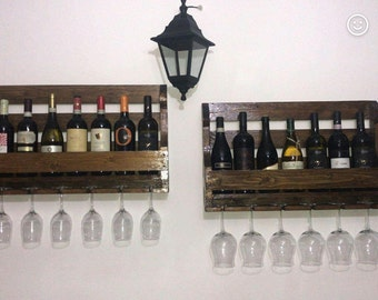 Wine Cellar and cup holder 6