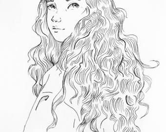Lioness | print