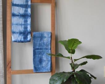 Indigo Dyed Towel