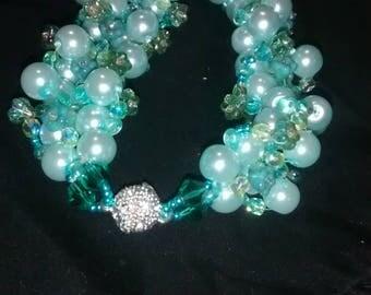 Morning Dew Bouquet Bracelet
