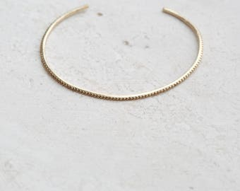 Dainty bangle bracelet, simple bangle, simple bracelet, gold bangle, silver bangle, gift for her