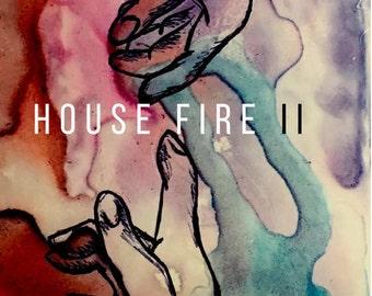 House Fire II by Lino Anunciacion