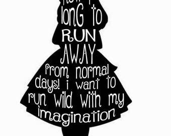 Alice In Wonderland Etsy