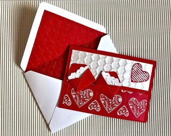 "A small card for the ""love""..."