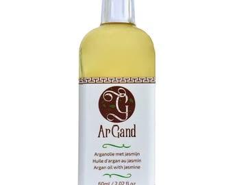 ArGand Cosmetics-Argan oil with essential oils-Argan with essential oils-crying d'argan aux howles essentielles