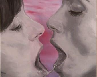 Naughty Kiss