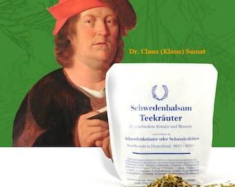 Swedish Bitters | Schwedenbalsam - 22 Herbs Original Maria Treben Recipe