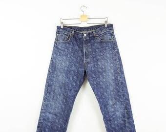 Men Levi Strauss 501 Jeans - Second Hand Pants