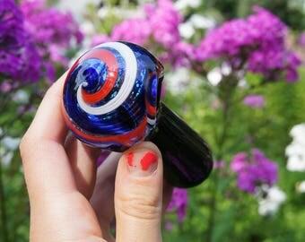 "American Swirl Pipe | 4"""