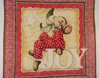 Christmas Wall Hanging - Mouse