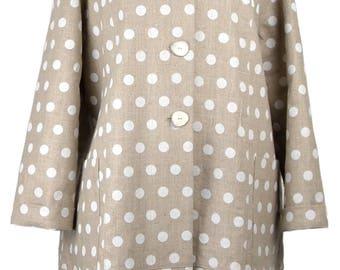 Pattern 756 Pernilla coat