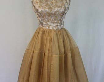 Darling 50's/60's Party Dress Size XS