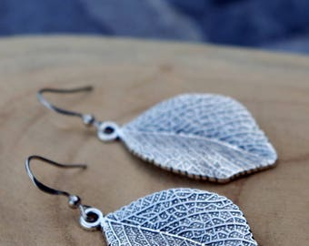 Nice pair of liberty inspired Silver earrings
