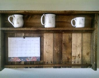 Classic or Rustic, hand-made items from reclaimed wood, pallet wood, barn wood or new wood. I can custom make just about anything!