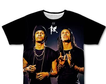 "Les Twins ""We Made It"" Tee"