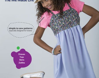 Sew! It! Tween!  D.I.Y. Fashion and Accessories for the 'Me' Made LIfe