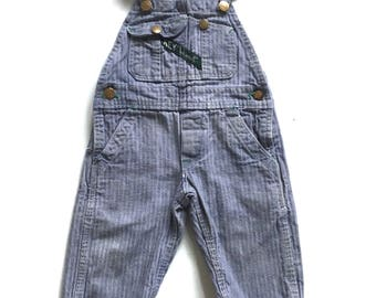 Vintage Key Imperial Overalls