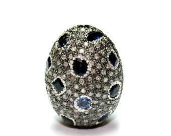 Silver Egg Ball