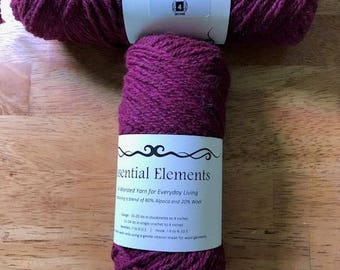 Essential Elements 3 ply Worsted - Brick