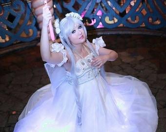 Sailor Moon Princess Serenity Cosplay Dress
