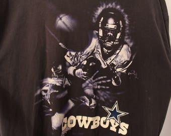 Vintage 1999 Dallas Cowboys Tee - XL