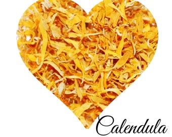 Calendula Petals 50g Marigold Petals
