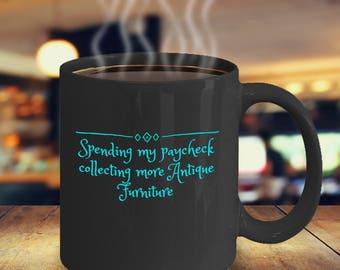 Antique Collectors gift coffee mug
