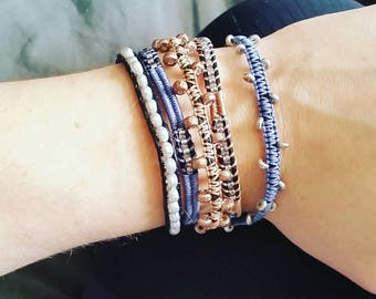ML Allure 5 Wrap Bracelet