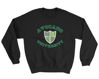 Avocado University sweatshirt