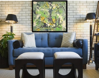 Original Framed Art Print by Nick CONNER collection 4B