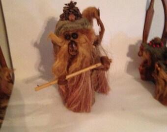 """16"""" Woodland Troll / Flute"""