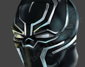 Black Panther (Head)