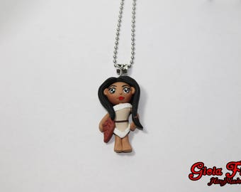 Pocahontas Necklace