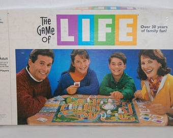 Game of Life Vintage 1985 MB Complete