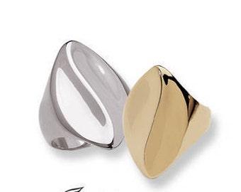 "Park Lane ""Concept"" SILVERTONE"" Ring, Size 7"