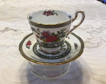 Paragon Tree of Kashmir Cup and Saucer