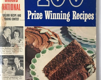 1952 Pillsbury Grand National Prize Winners