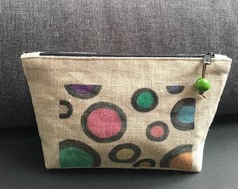 Clutch or cosmetic bag