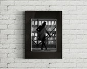 The Greatest Showman, Framed Graphite Drawing Print
