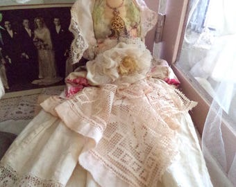 elegant Edith doll