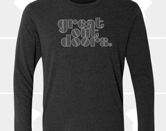 Great Outdoors - Unisex Long Sleeve Shirt