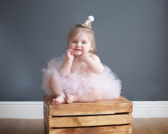 First Birthday Outfit Girl Tutu, Tutu Dress Skirt, Baby Tutu, Tulle Skirt, Baby Girl Coming Home Outfit, Baby Shower Gift, Baby Girl Tutu