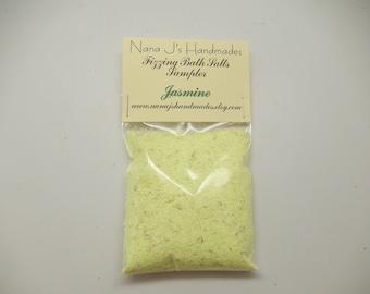 Jasmine Fairy Dust,Fizzing Bath Salts, Bath Salts, Bath Bomb, Fizzy Powder, Fizzing Salts, Fizzing Bath Salts Sampler, Fairy Dust BBW Dupe