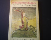 The Velveteen Rabbit - Margery Williams ill by William Nicholson - 1958 edition from Doubleday - stories to read to children
