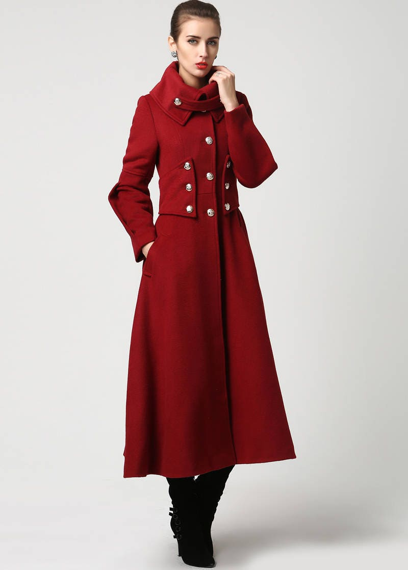 Find women long red coats at ShopStyle. Shop the latest collection of women long red coats from the most popular stores - all in one place.
