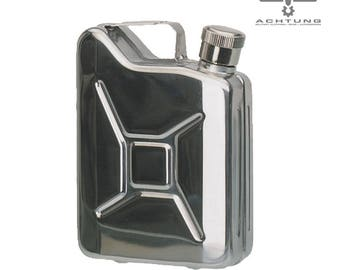 Stainless Steel Jerry Can′ Flask